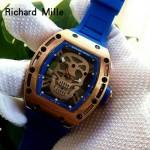 2015款 Richard Mille-45 理查德·米勒 瑞士革命性的頂級多功能腕表
