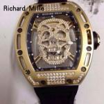 2015款 Richard Mille-19 理查德·米勒 瑞士革命性的頂級多功能腕表