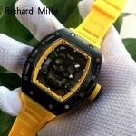 2015款 Richard Mille-51 理查德·米勒 瑞士革命性的頂級多功能腕表