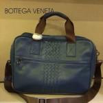 BV-00010-2 新款時尚男士編織手提商務斜挎包包