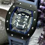 2015款 Richard Mille-12 理查德·米勒 瑞士革命性的頂級多功能腕表