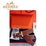 HERMES 0083 愛馬仕原版皮皮帶奢華禮盒