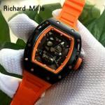 2015款 Richard Mille-42 理查德·米勒 瑞士革命性的頂級多功能腕表
