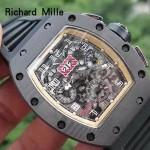 2015款 Richard Mille-32 理查德·米勒 瑞士革命性的頂級多功能腕表