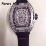 2015款 Richard Mille-25 理查德·米勒 瑞士革命性的頂級多功能腕表