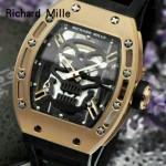 2015款 Richard Mille-16 理查德·米勒 瑞士革命性的頂級多功能腕表