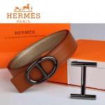 HERMES 0027 愛馬仕潮流百搭原版皮皮帶