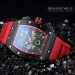 2015款 Richard Mille-65 理查德·米勒 瑞士革命性的頂級多功能腕表