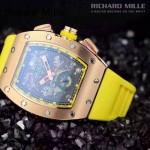 2015款 Richard Mille-78 理查德·米勒 瑞士革命性的頂級多功能腕表