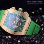 2015款 Richard Mille-79 理查德·米勒 瑞士革命性的頂級多功能腕表