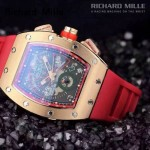 2015款 Richard Mille-74 理查德·米勒 瑞士革命性的頂級多功能腕表