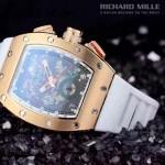 2015款 Richard Mille-75 理查德·米勒 瑞士革命性的頂級多功能腕表