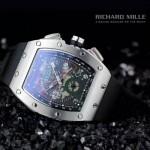 2015款 Richard Mille-64 理查德·米勒 瑞士革命性的頂級多功能腕表