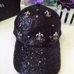 Chrome Hearts-1-13 克羅心新款漁夫帽 時尚太陽帽子