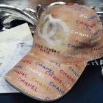 CHANEL-1-296 香奈兒新款棒球帽 時尚太陽帽子