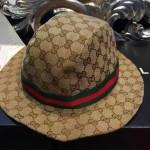 GUCCI-1-02 古馳漁夫帽 時尚太陽帽子