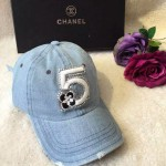 CHANEL-1-289 香奈兒新款棒球帽 時尚太陽帽子