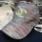 CHANEL-1-292 香奈兒新款棒球帽 時尚太陽帽子