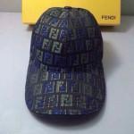 FENDI-1-11 芬迪新款棒球帽 時尚太陽帽子