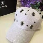 Chrome Hearts-1-14 克羅心新款棒球帽 時尚太陽帽子
