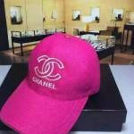 CHANEL-1-288 香奈兒新款棒球帽 時尚太陽帽子
