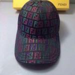 FENDI-1-12 芬迪新款棒球帽 時尚太陽帽子