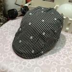 Chrome Hearts-1-02 克羅心新款鴨舌帽 時尚太陽帽子