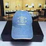 CHANEL-1-286 香奈兒新款棒球帽 時尚太陽帽子