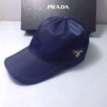 Pradar-1-01 普拉達新款棒球帽 時尚太陽帽子