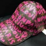 LV-1-02 路易威登棒球帽 時尚太陽帽子