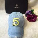CHANEL-1-290 香奈兒新款棒球帽 時尚太陽帽子