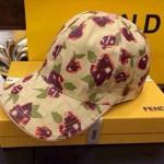 FENDI-1-04 芬迪新款棒球帽 時尚太陽帽子