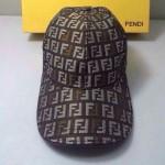 FENDI-1-10 芬迪新款棒球帽 時尚太陽帽子