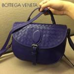 BV-808026-8 新款手提肩背包 原版羊皮  紫色