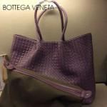 BV-8066-1 經典子母包購物袋 原版羊皮 紫色