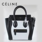 賽琳囧型超時尚女包拼色手提包26cm 88023-10