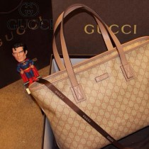 Gucci 211137 歐美大牌時尚休閑單肩包手提包PVC