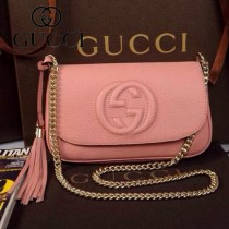 Gucci  336752-5 古馳時尚女包新款女包 手提包時尚兩用單肩包