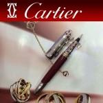 Cartier-12 卡地亞筆