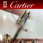 Cartier-022 卡地亞筆