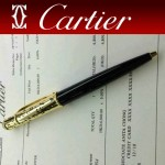 Cartier-043 卡地亞筆