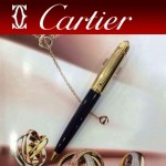 Cartier-16 卡地亞筆