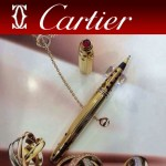 Cartier-054 卡地亞筆