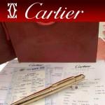 Cartier-048 卡地亞筆