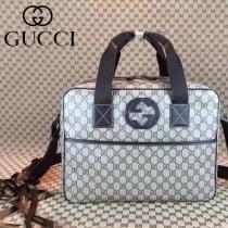 Gucci  201851  2015春夏新款原版皮男士公文包