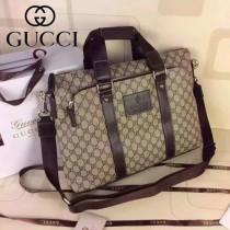 Gucci  268481-2  2015春夏新款男士公文包