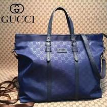 GUCCi新款 387068 專櫃品質,原版皮質,實物實拍!寶藍單肩手提斜跨包