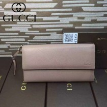 Gucci  323396  2015春夏新款時尚女士錢夾