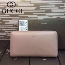 Gucci  323397-5  2015春夏新款時尚女士錢夾