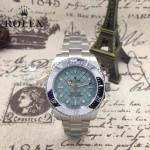 ROLEX-023-2 全球限量紀念款蠔氏恒動水鬼瑞士2836機芯鋼帶款機械錶